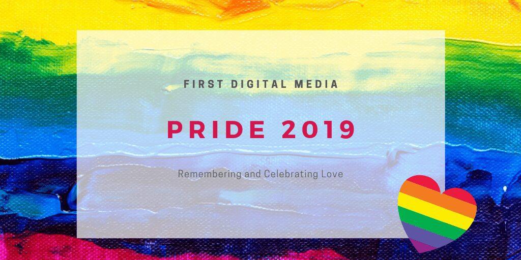 Celebrating Pride 2019