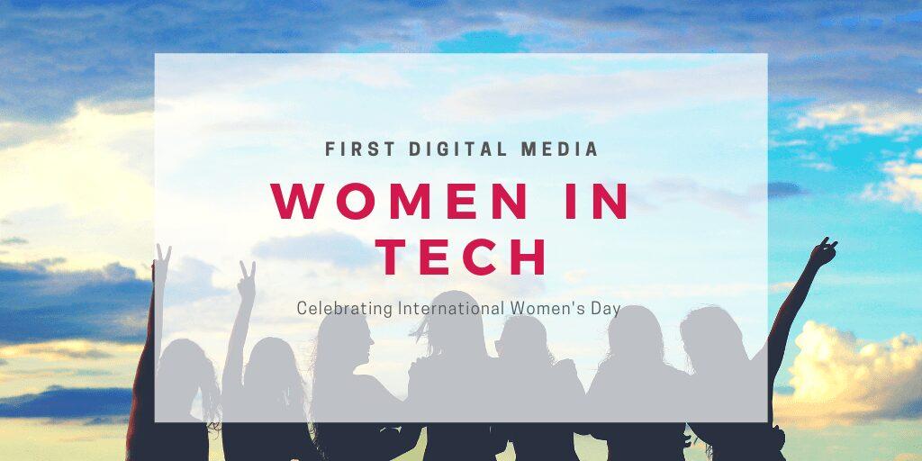 Women In Tech: Celebrating International Women's Day